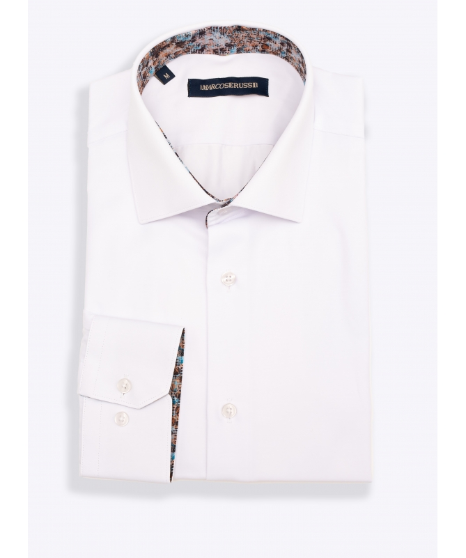 chemise blanche marco serussi