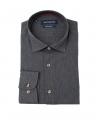 chemise gris anthracite