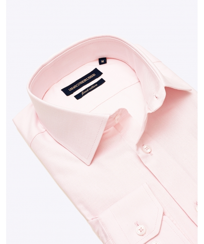 chemise rose slim