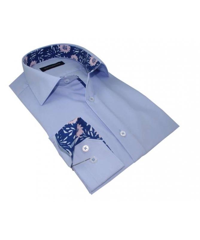 chemise homme cintrée