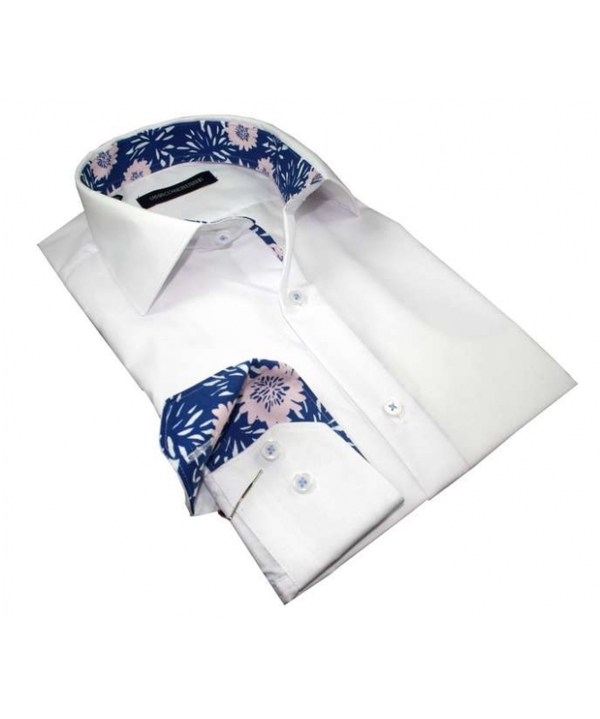 chemise coupe cintrée