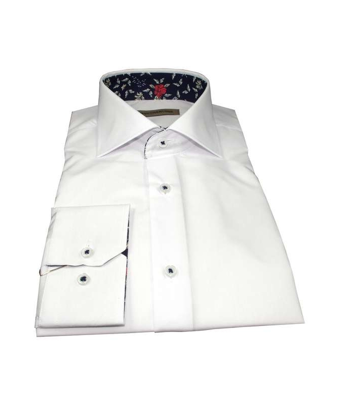 chemise blanche coupe regular