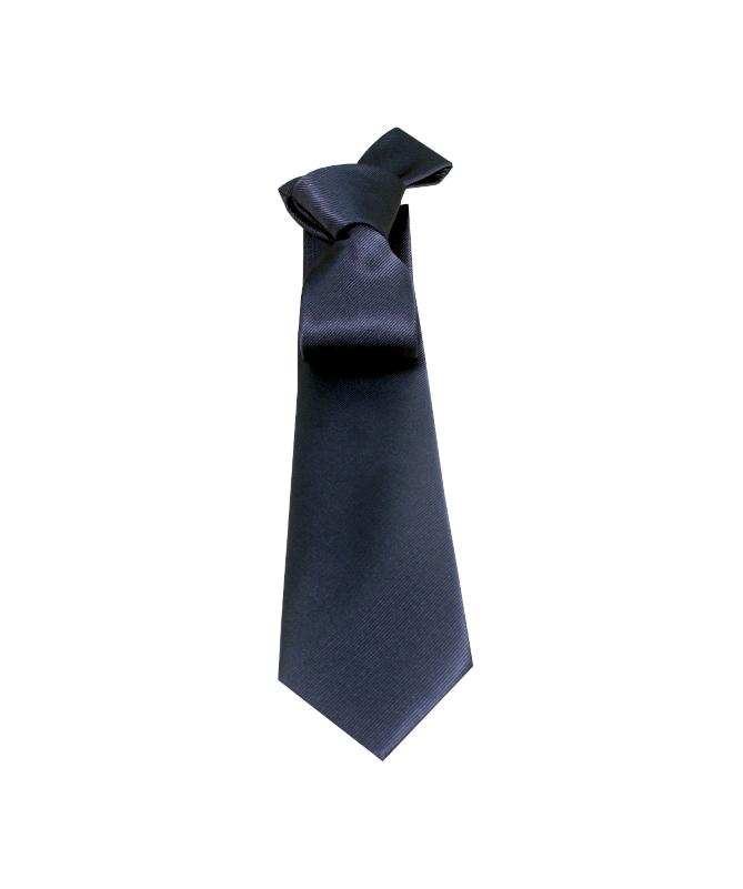 cravate anthracite